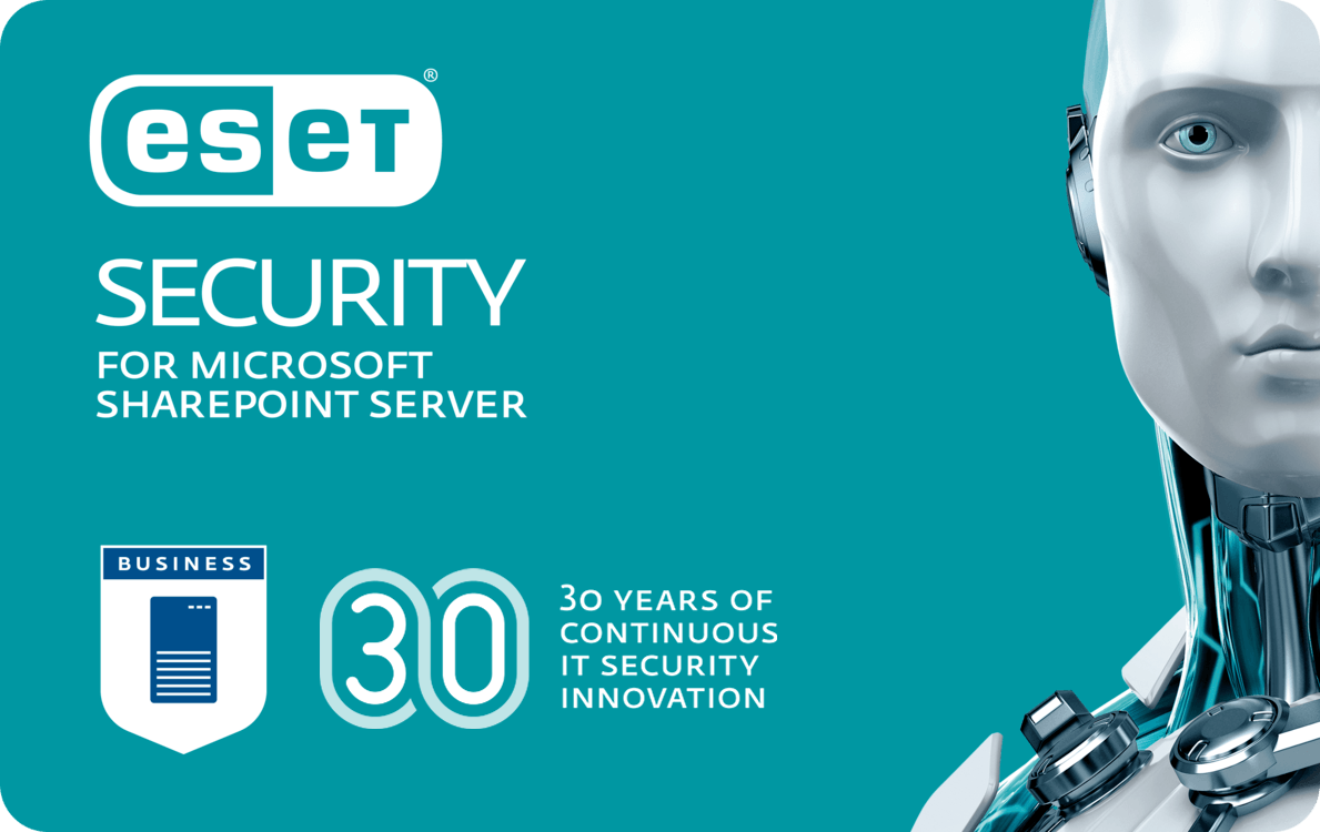 ESET Security for Microsoft SharePoint Server (Per User)