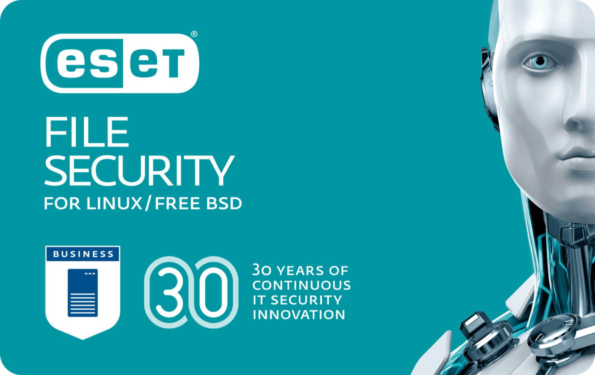 ESET File Security for Linux / BSD / Solaris
